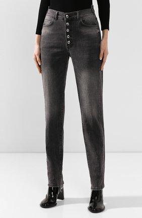 Женские джинсы ZADIG&VOLTAIRE серого цвета, арт. WHCB3003F | Фото 3