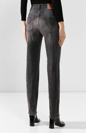 Женские джинсы ZADIG&VOLTAIRE серого цвета, арт. WHCB3003F | Фото 4