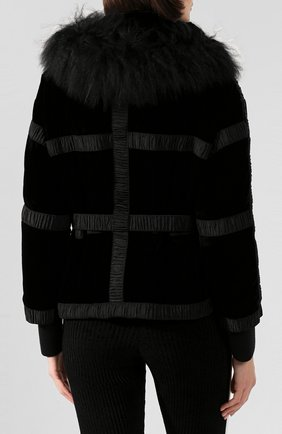 Куртка с поясом | Фото №4