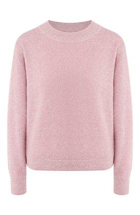 Женский свитер VINCE розового цвета, арт. V614178271 | Фото 1