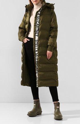 Стеганое пальто | Фото №2