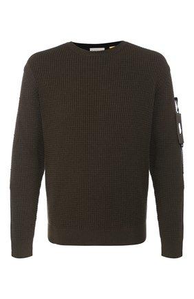 Джемпер из смеси шерсти и хлопка 5 Moncler Craig Green | Фото №1