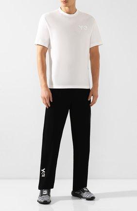 Мужские текстильные кроссовки adidas x missoni pulseboost ADIDAS черно-белого цвета, арт. EG2644/M | Фото 2