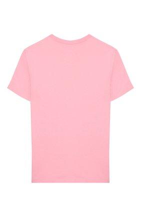 Хлопковая футболка   Фото №2