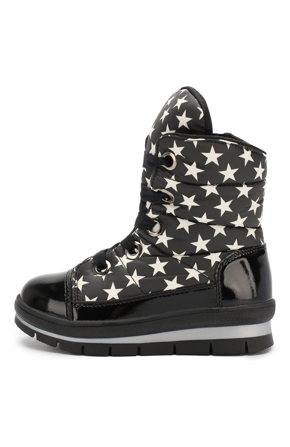 Утепленные ботинки   Фото №2