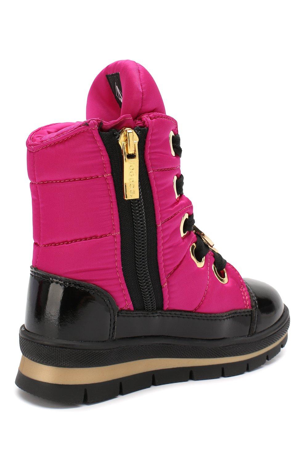 Утепленные ботинки   Фото №3