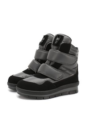 Утепленные ботинки | Фото №1