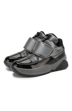 Утепленные кроссовки | Фото №1