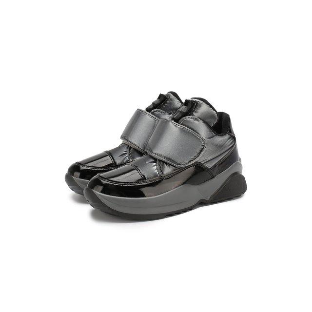 Утепленные кроссовки Jog Dog — Утепленные кроссовки