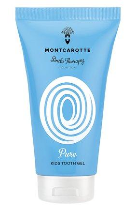 Детского детский зубной гель pure MONTCAROTTE бесцветного цвета, арт. МС1101 | Фото 1