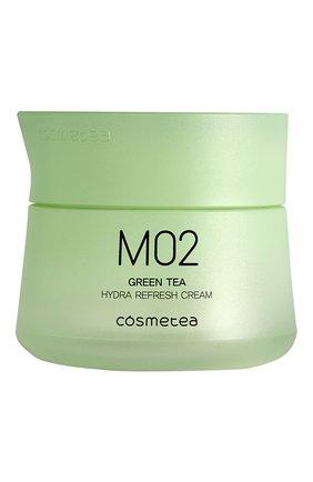 Увлажняющий крем для лица Green Tea | Фото №1