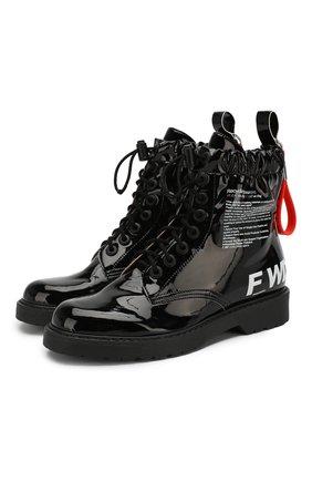Ботинки   Фото №1