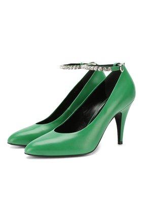 Кожаные туфли Blanca | Фото №1