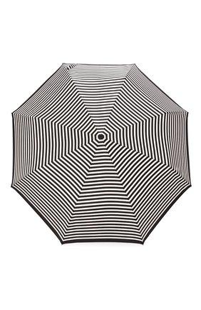 Женский складной зонт DOPPLER черно-белого цвета, арт. 34519 / 3 | Фото 1