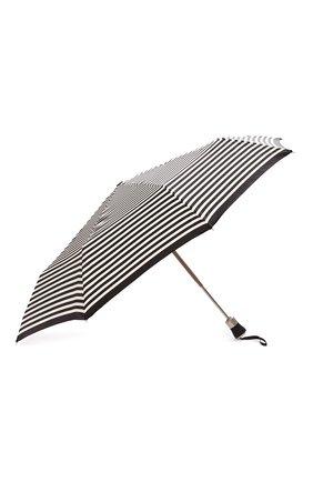 Женский складной зонт DOPPLER черно-белого цвета, арт. 34519 / 3 | Фото 2