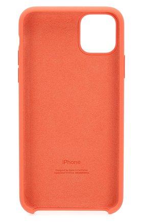 Мужской чехол для iphone 11 pro max APPLE оранжевого цвета, арт. MX022ZM/A | Фото 2