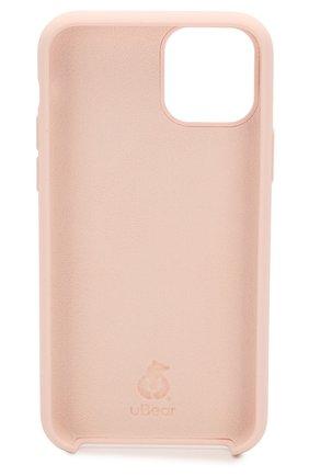 Мужской чехол для iphone 11 pro UBEAR светло-розового цвета, арт. CS50LR58-I19 | Фото 2