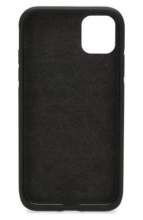 Мужской чехол для iphone 11 pro NOMAD темно-коричневого цвета, арт. NM21XM0000 | Фото 2
