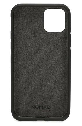 Мужской чехол для iphone 11 pro NOMAD черного цвета, арт. NM21W10R00 | Фото 2