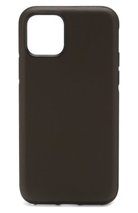 Мужской чехол для iphone 11 pro NOMAD темно-коричневого цвета, арт. NM21WM0000 | Фото 1