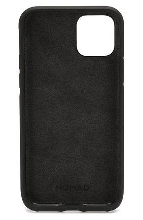 Мужской чехол для iphone 11 pro NOMAD темно-коричневого цвета, арт. NM21WM0000 | Фото 2