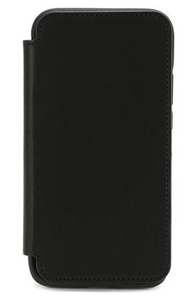 Мужской чехол для iphone 11 NOMAD черного цвета, арт. NM21X10000 | Фото 1