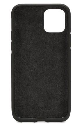 Мужской чехол для iphone 11 pro NOMAD черного цвета, арт. NM21W10RW0 | Фото 2