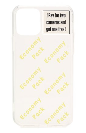 Мужской чехол для iphone 11 pro MISHRABOO прозрачного цвета, арт. Economy 11 Pro | Фото 1