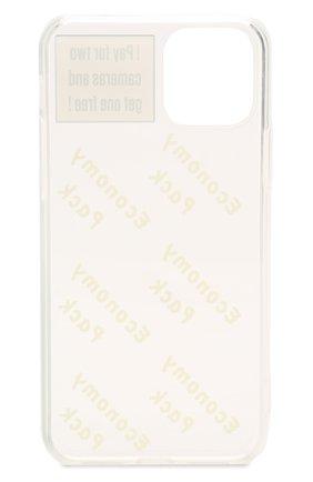 Мужской чехол для iphone 11 pro MISHRABOO прозрачного цвета, арт. Economy 11 Pro | Фото 2