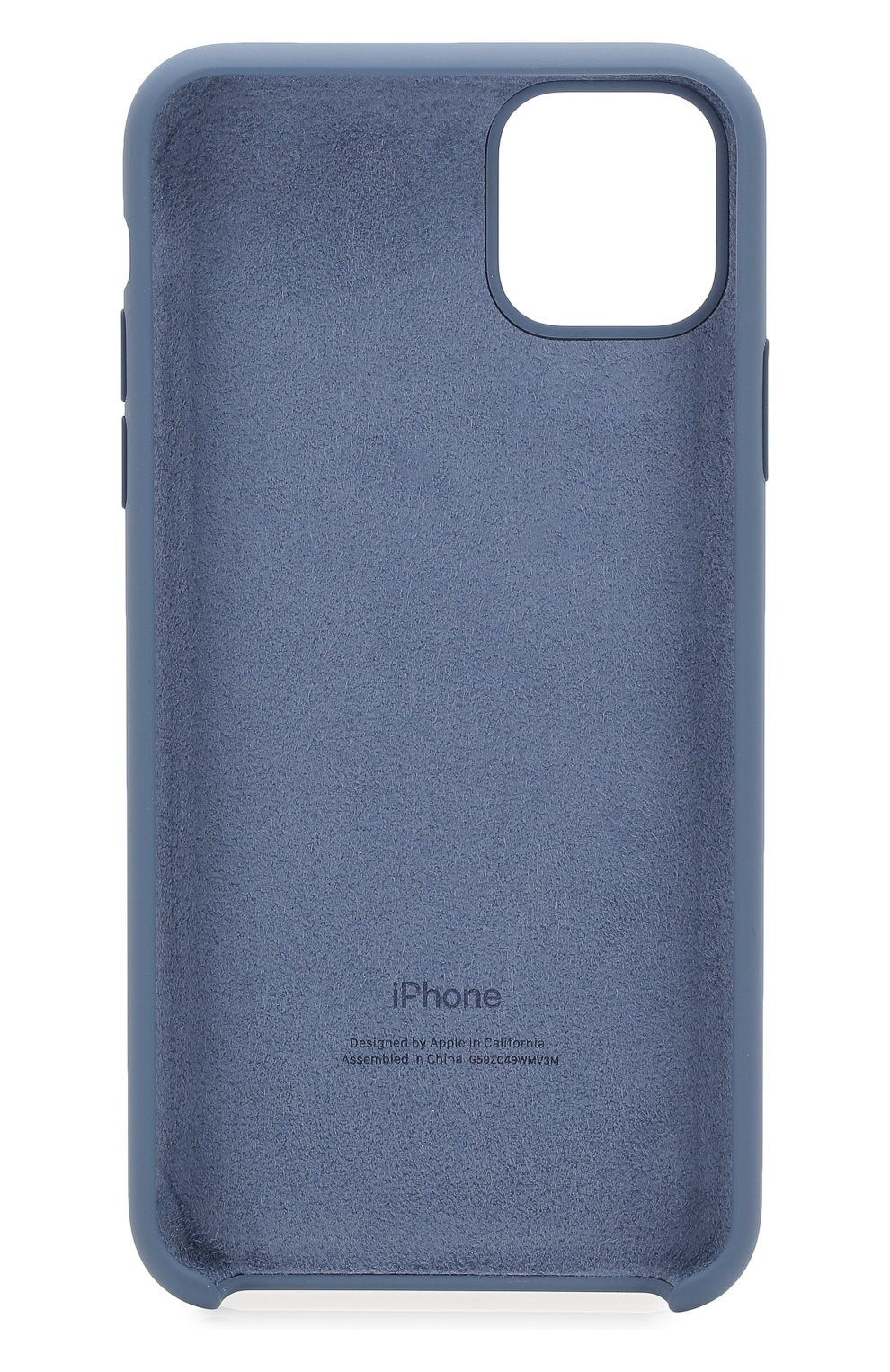 Чехол для iphone 11 pro max APPLE  синего цвета, арт. MX032ZM/A | Фото 2