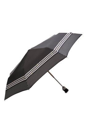 Женский складной зонт DOPPLER черного цвета, арт. 34518 107/52 | Фото 2
