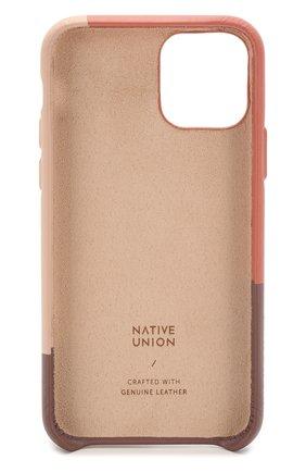Мужской чехол для iphone 11 pro NATIVE UNION розового цвета, арт. CMARQ-ROS-NP19S | Фото 2