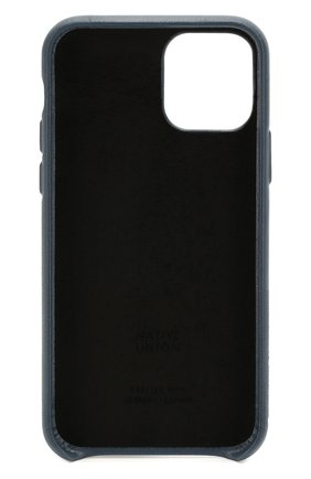 Мужской чехол для iphone 11 pro NATIVE UNION синего цвета, арт. CCARD-IND-NP19S | Фото 2