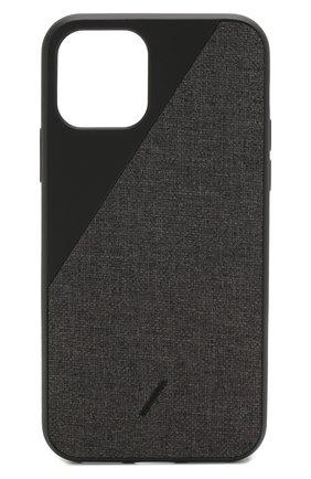 Мужской чехол для iphone 11 pro NATIVE UNION черного цвета, арт. CCAV-BLK-NP19S | Фото 1