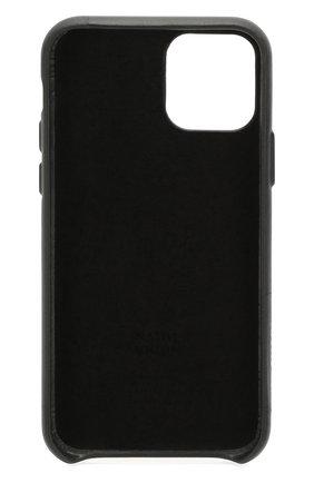 Мужской чехол для iphone 11 pro NATIVE UNION черного цвета, арт. CCARD-BLK-NP19S | Фото 2