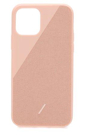 Мужской чехол для iphone 11 pro NATIVE UNION розового цвета, арт. CCAV-ROS-NP19S | Фото 1