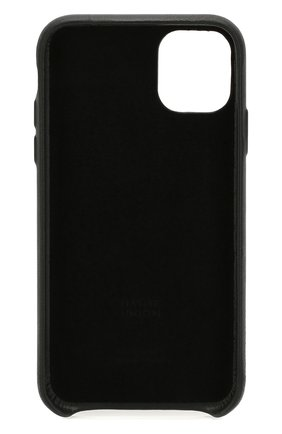 Мужской чехол для iphone 11 NATIVE UNION черного цвета, арт. CCARD-BLK-NP19M | Фото 2