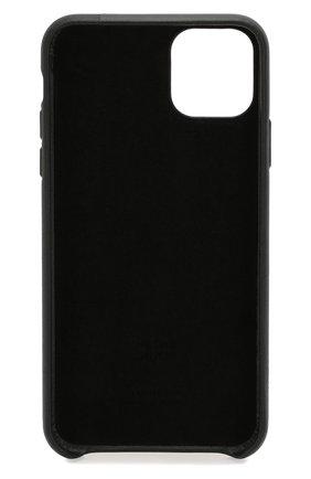 Мужской чехол для iphone 11 pro max NATIVE UNION черного цвета, арт. CCARD-BLK-NP19L | Фото 2