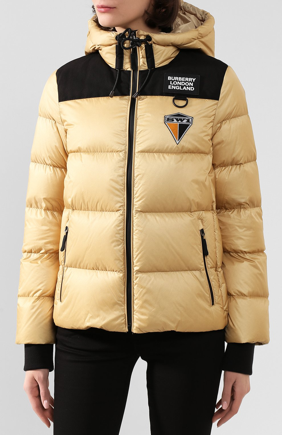 Пуховая куртка Leith | Фото №3