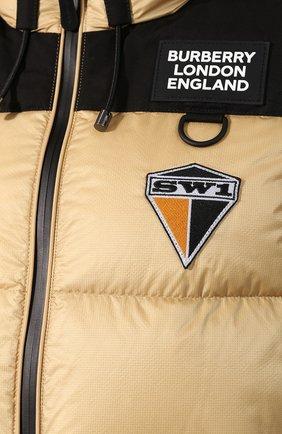 Пуховая куртка Leith | Фото №5