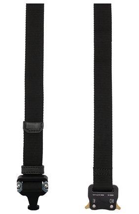 Мужской текстильный ремень 1017 ALYX 9SM черного цвета, арт. AAUBT0002FA01 | Фото 2