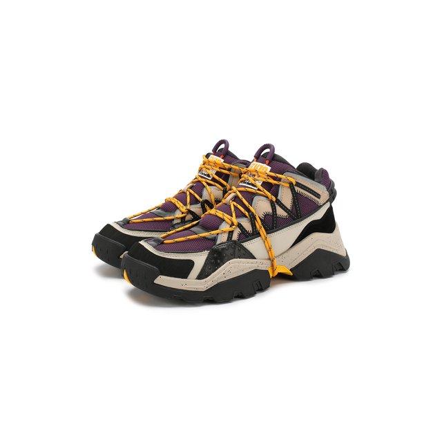 Комбинированные кроссовки Inka Kenzo — Комбинированные кроссовки Inka