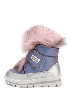Утепленные ботинки | Фото №2