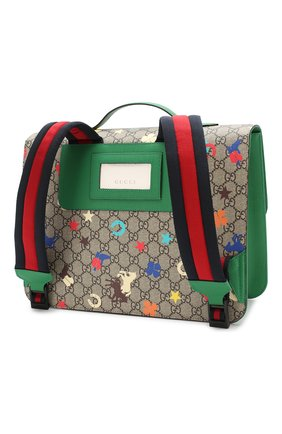 Детская портфель GUCCI разноцветного цвета, арт. 410791/HS0CN | Фото 2