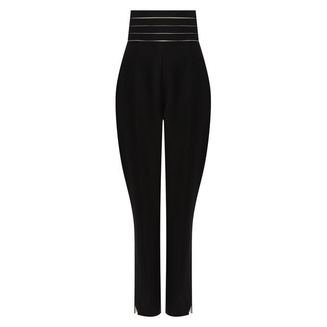 Шелковые брюки Giorgio Armani