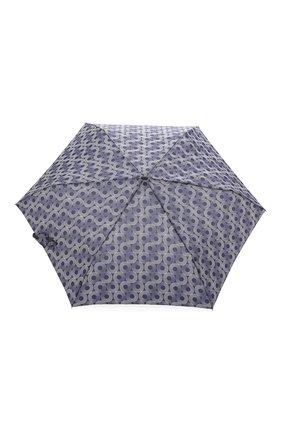 Женский складной зонт DOPPLER синего цвета, арт. 722865 GL01 | Фото 1