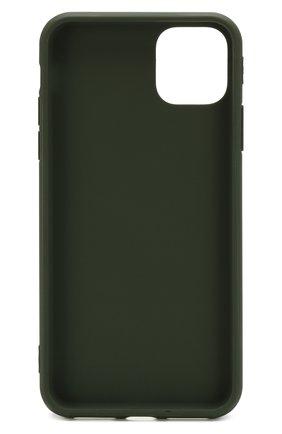 Мужской чехол для iphone 11 pro max MISHRABOO зеленого цвета, арт. Broccoli 11 Pro Max   Фото 2