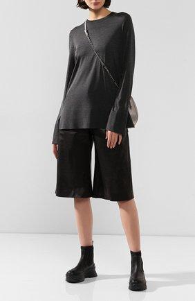 Кожаные шорты   Фото №2