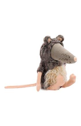 Детского коллекционная игрушка зверский город SIGIKID темно-коричневого цвета, арт. 39169 | Фото 2