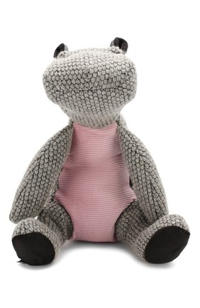 Детского игрушка бегемот SIGIKID серого цвета, арт. 39163 | Фото 2